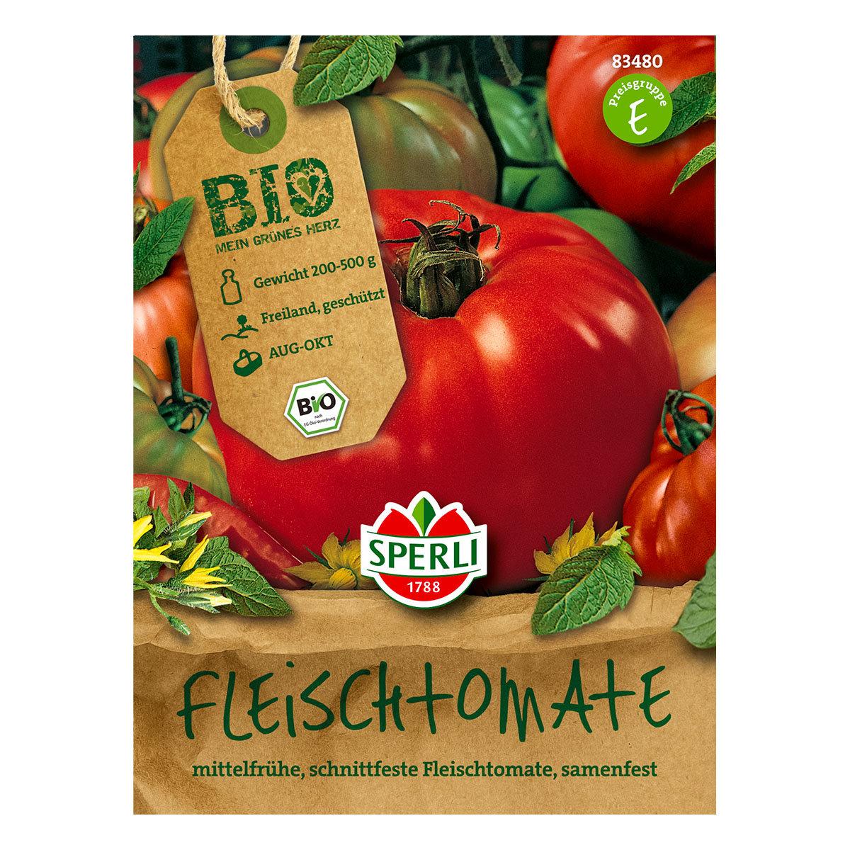 BIO Tomatensamen Marmande