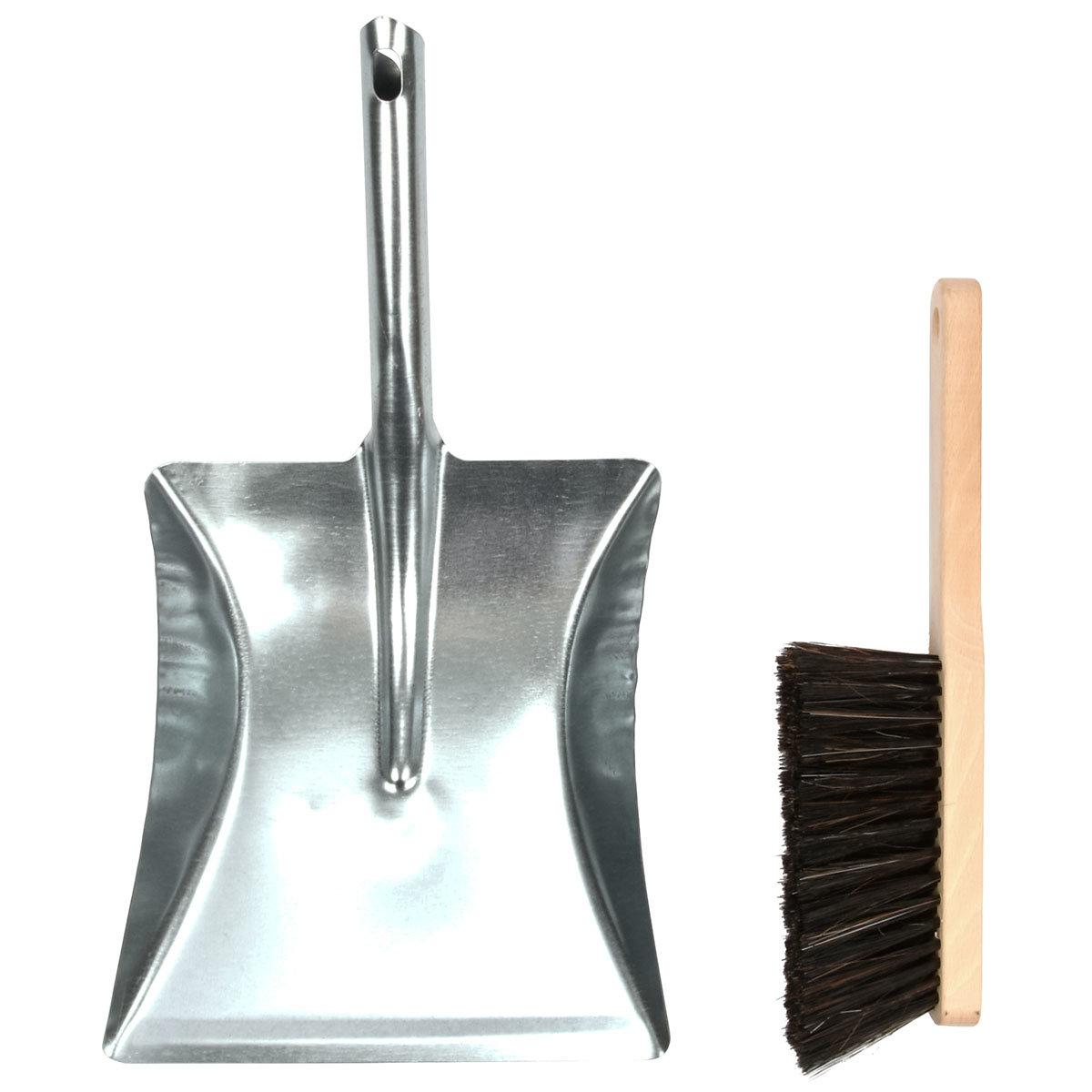 Kehrblech und Handfeger, 2teiliges Set