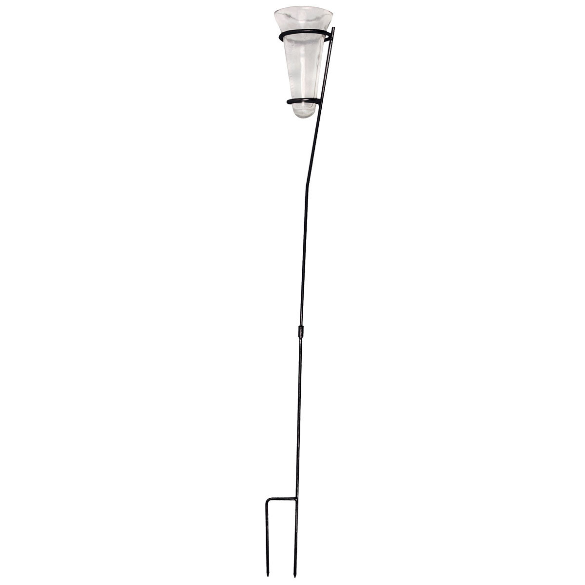 Regenmesser Deluxe, aus Glas, ca. 133 cm