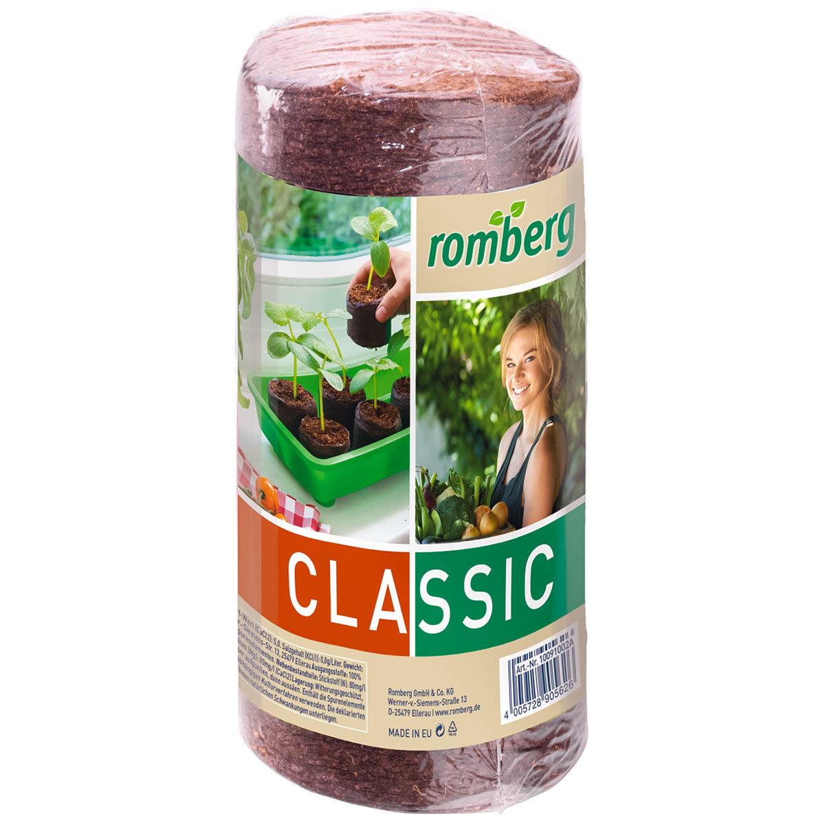 6 Kokos-Quelltabletten 70 mm Ø