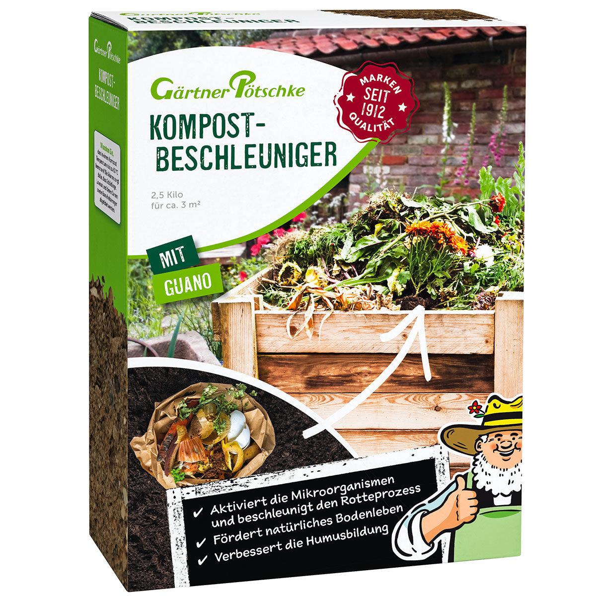 Kompostbeschleuniger, 2,5 kg