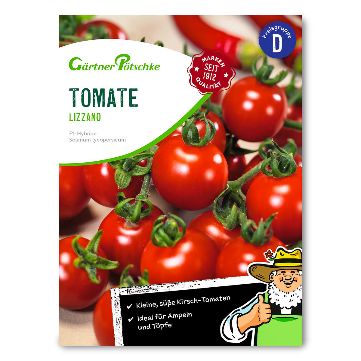 Tomatensamen Lizzano