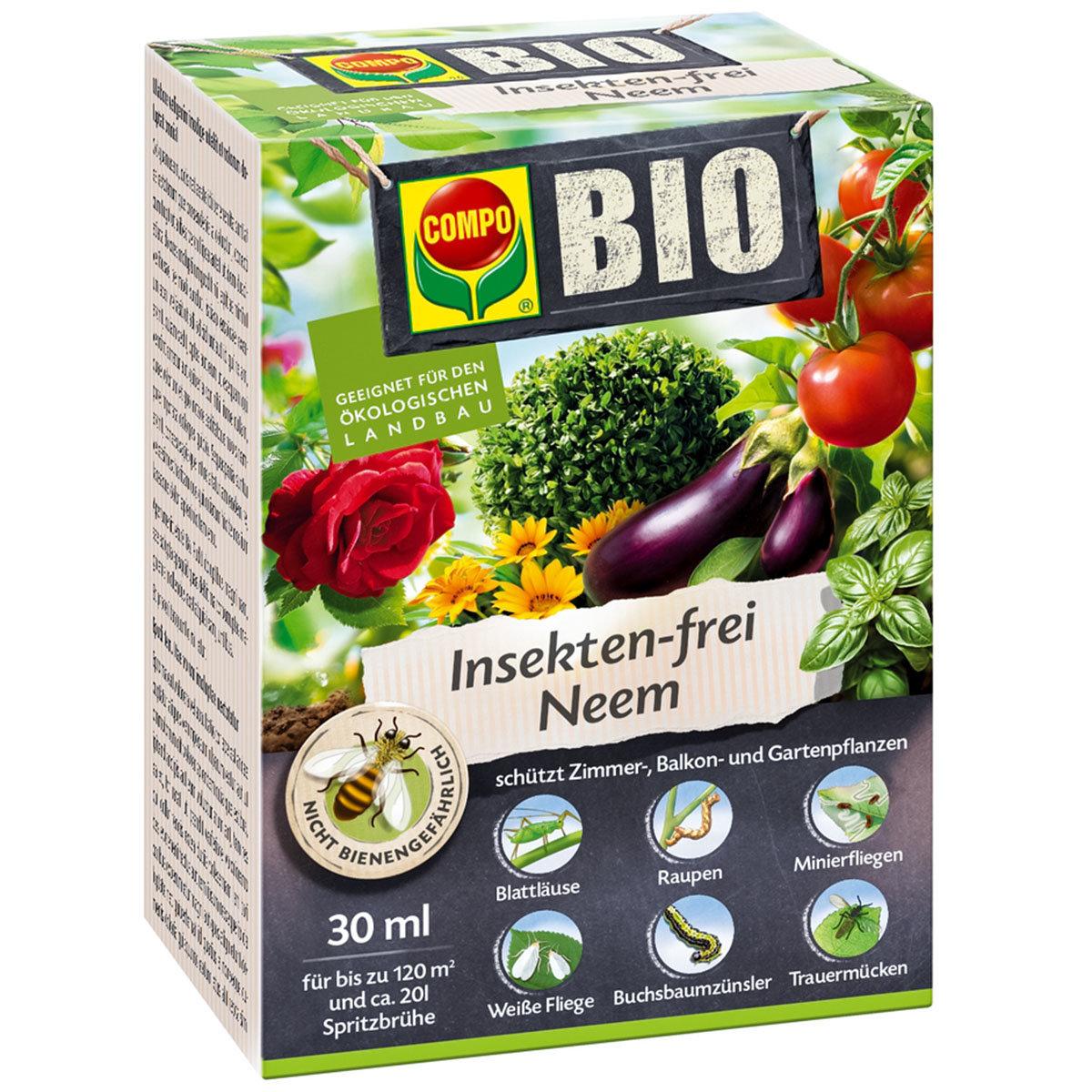 BIO Insekten-frei Neem, 30 ml