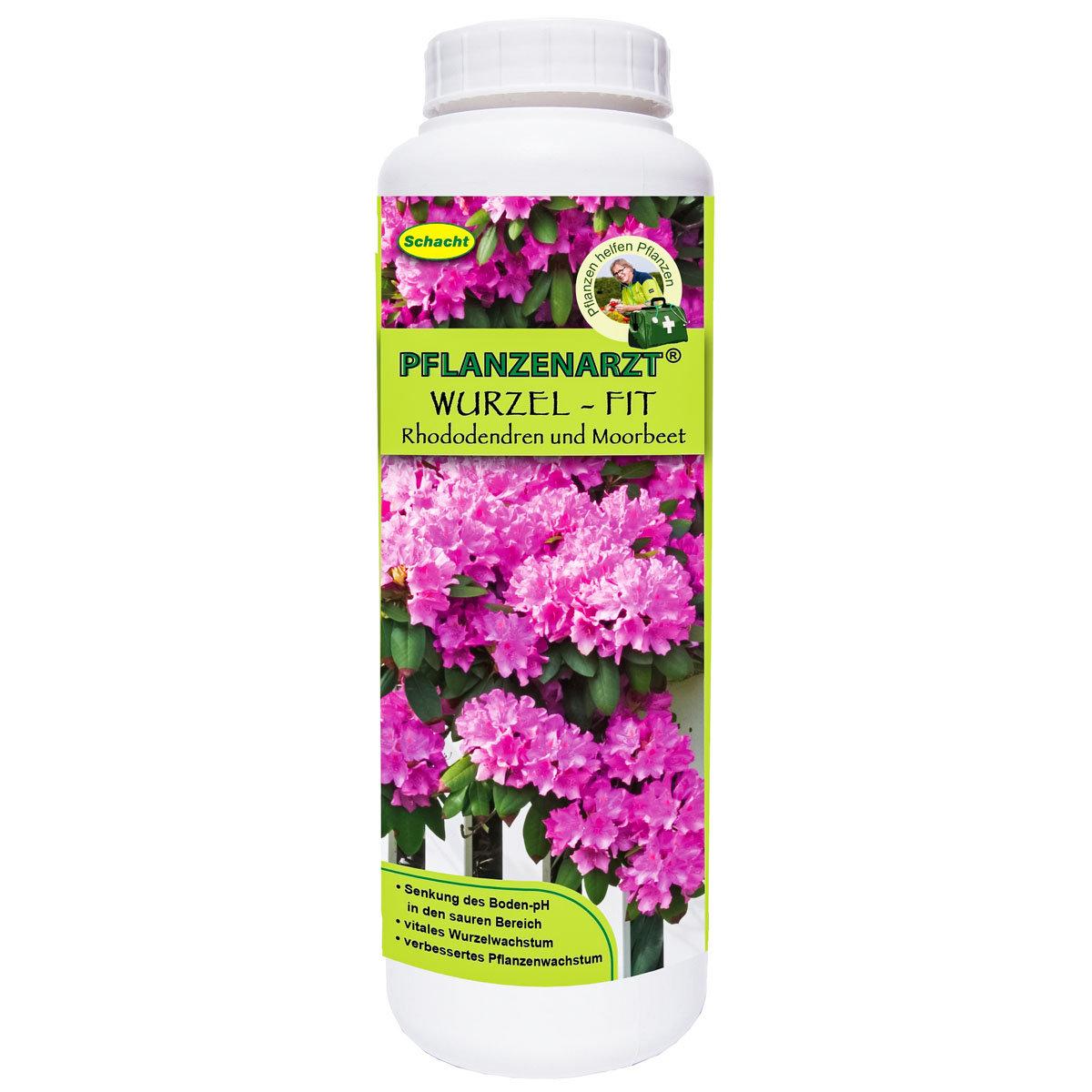 Wurzel-Fit für Rhododendron und Moorbeetpflanzen, 800 g