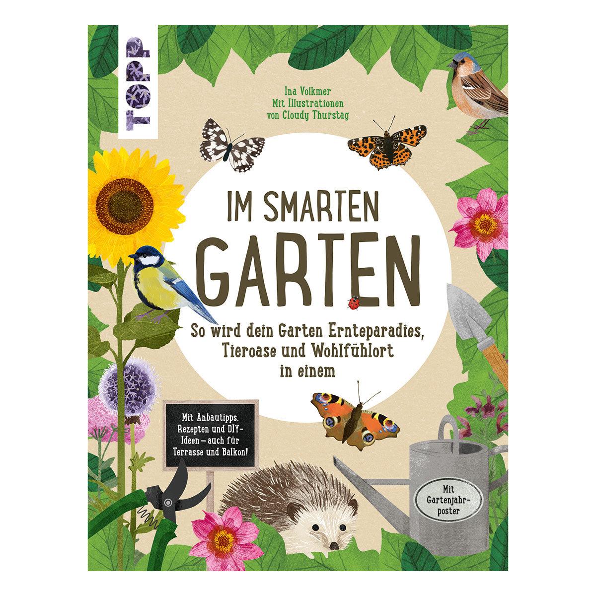 Im smarten Garten