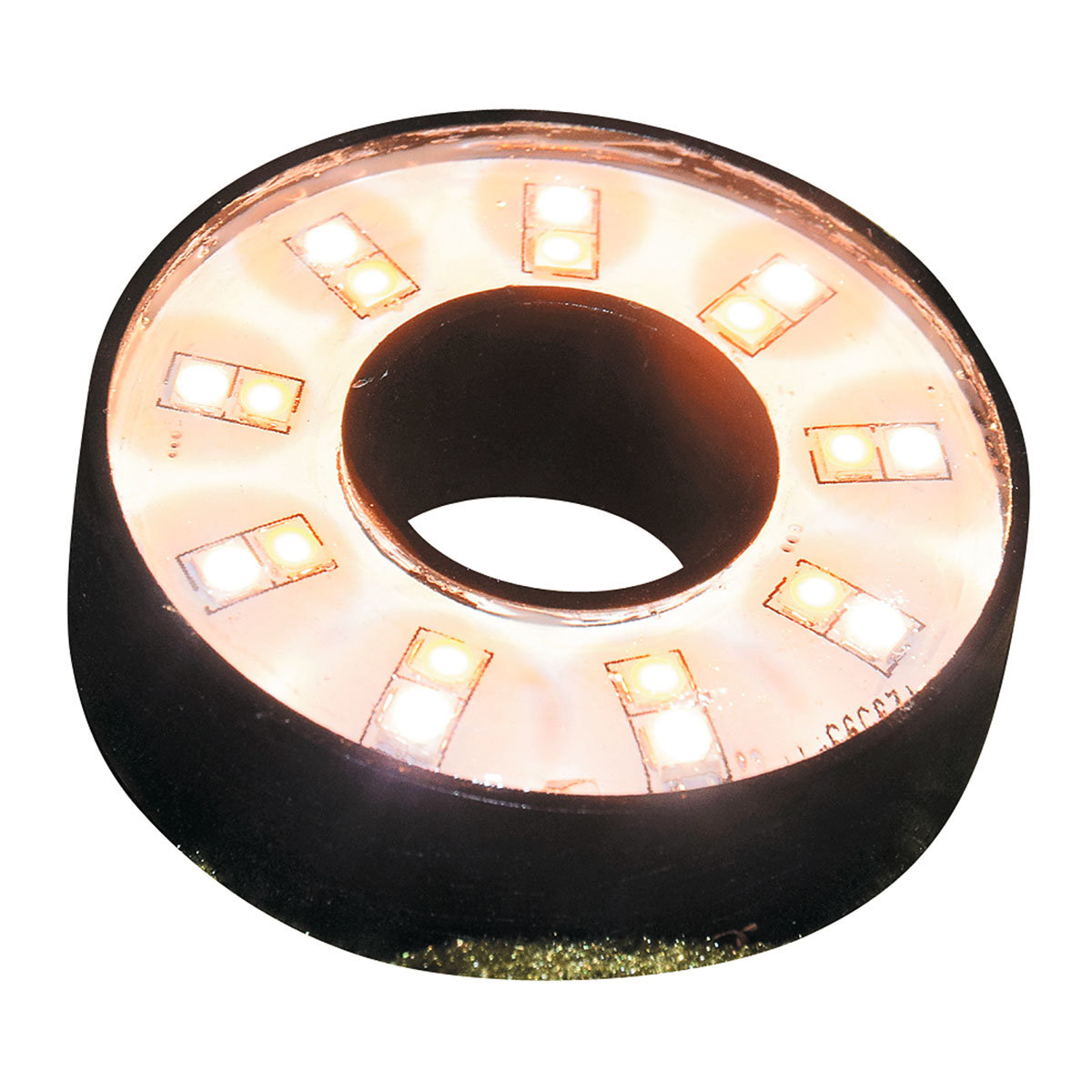 LED-Ring 50mm warmweiss mit Trafo