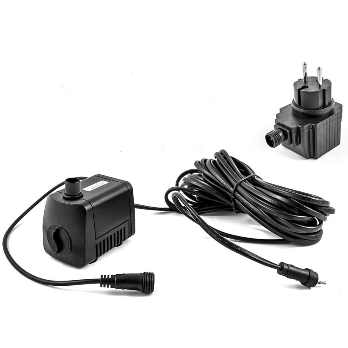 Pumpe 800L/h mit Trafo