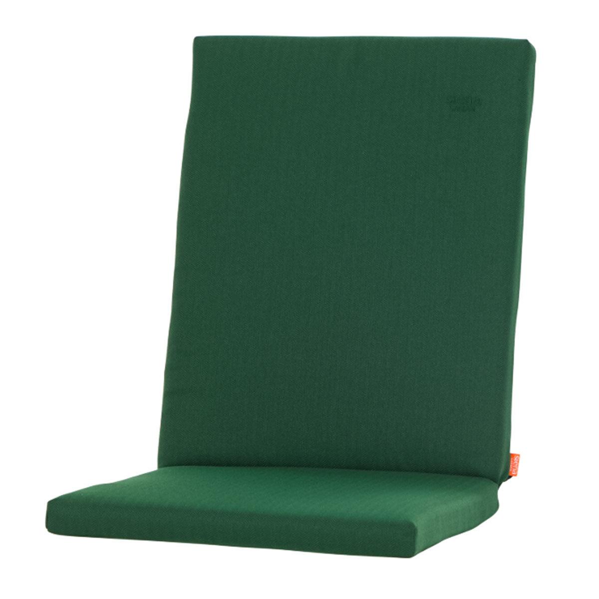 Gartenstuhl-Auflage Aster, smaragdgrün