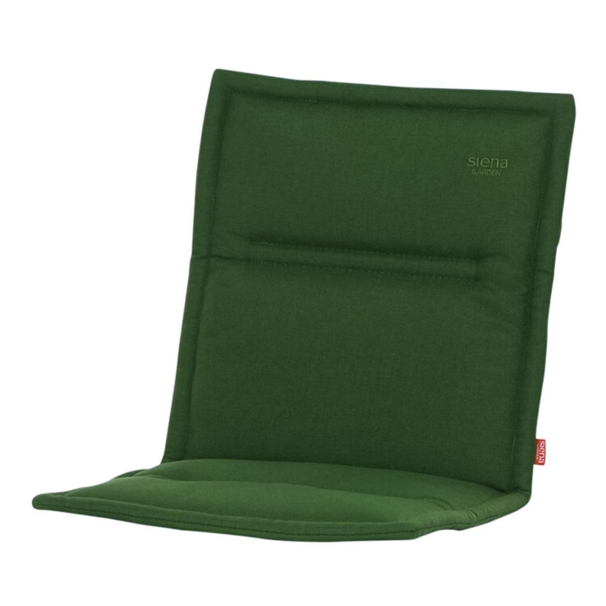 Auflage Musica für Stapelsessel, grün