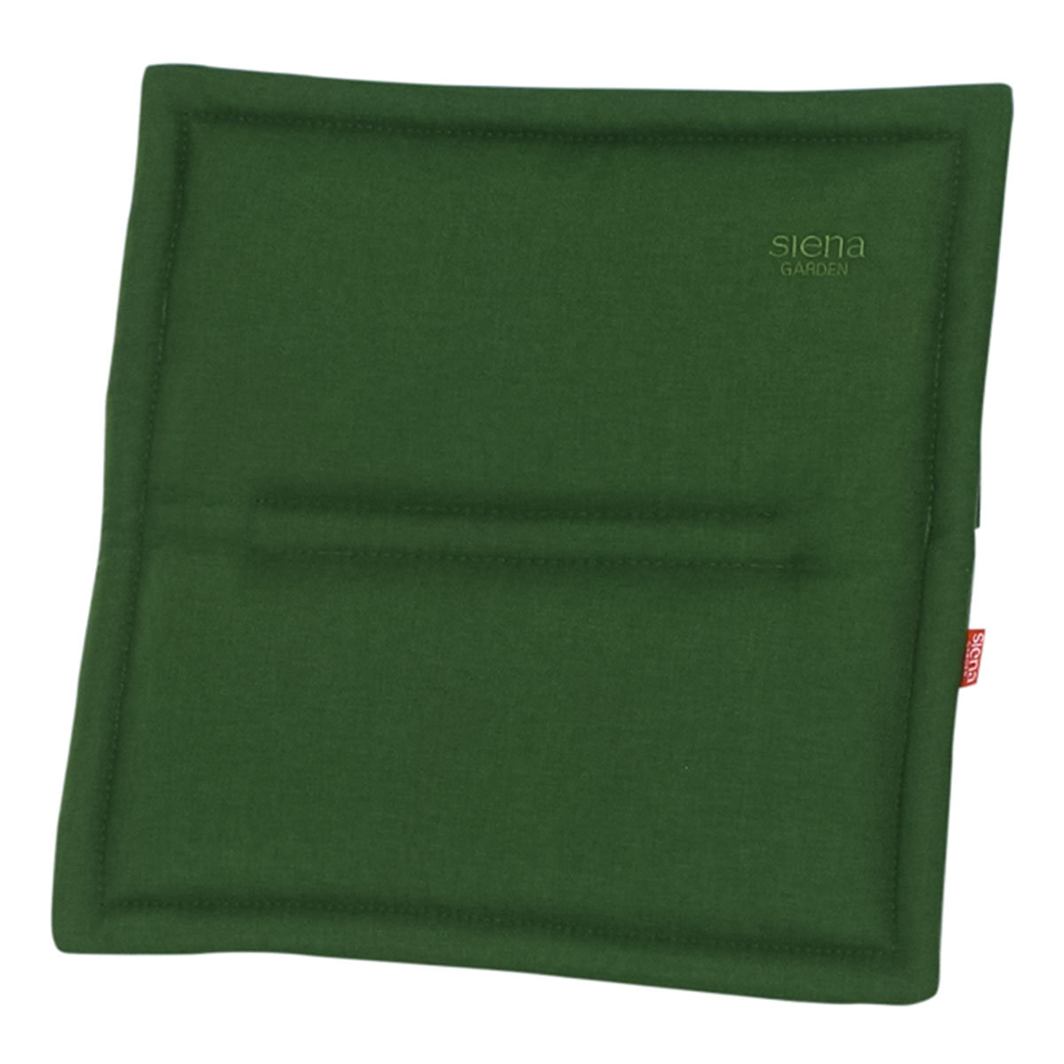 Sitzkissen-Auflage Musica, grün