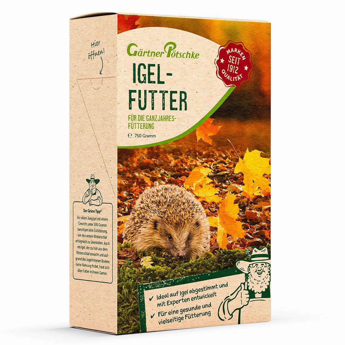 Igel-Futter, 750 g