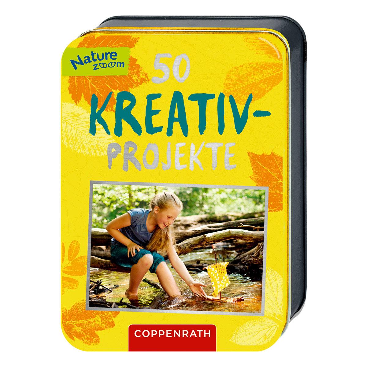 50 Kreativ-Projekte - Nature Zoom