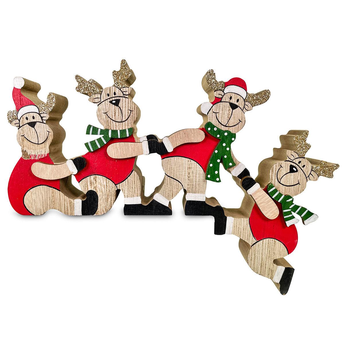 Kantenhocker Weihnachtselche