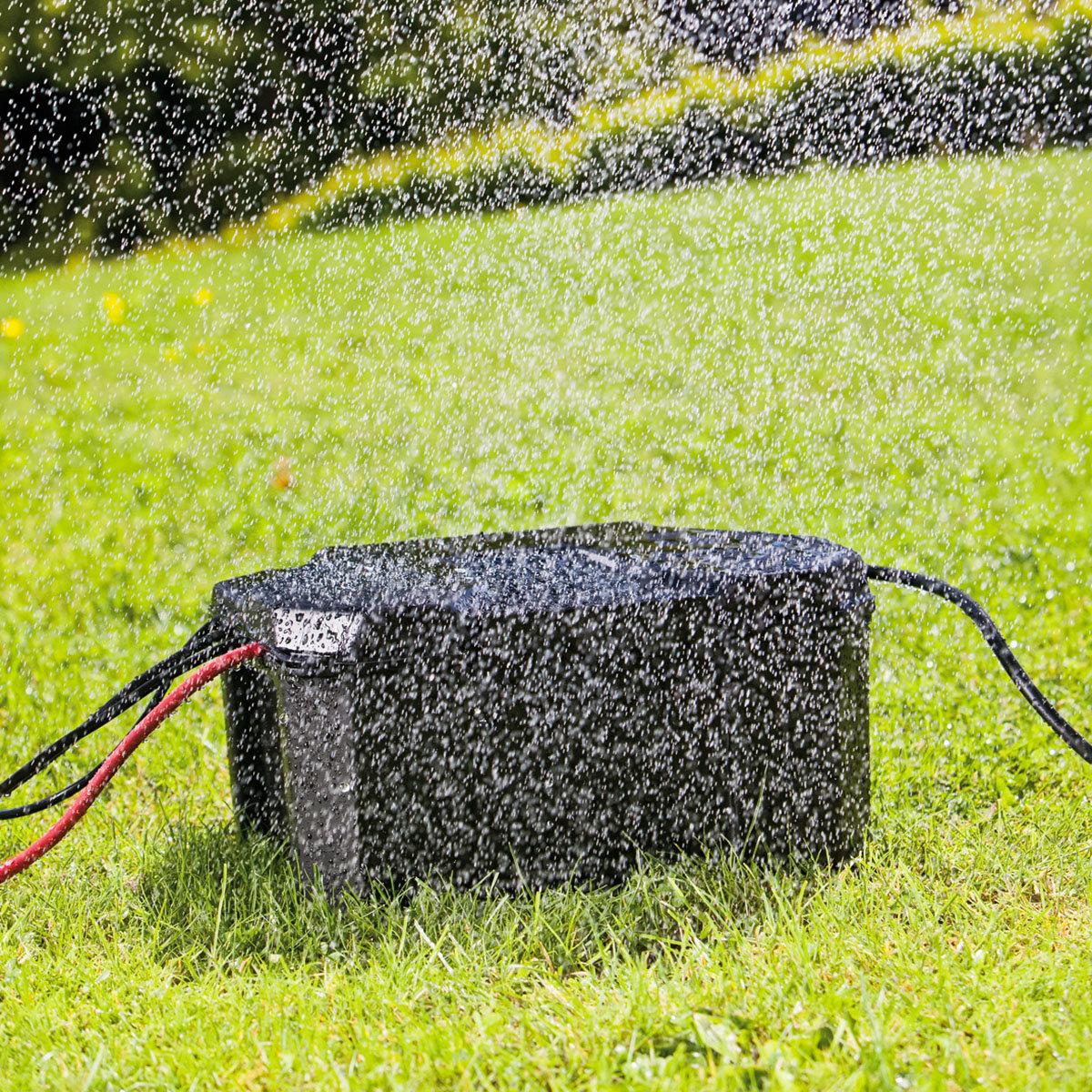 Garden Power Box