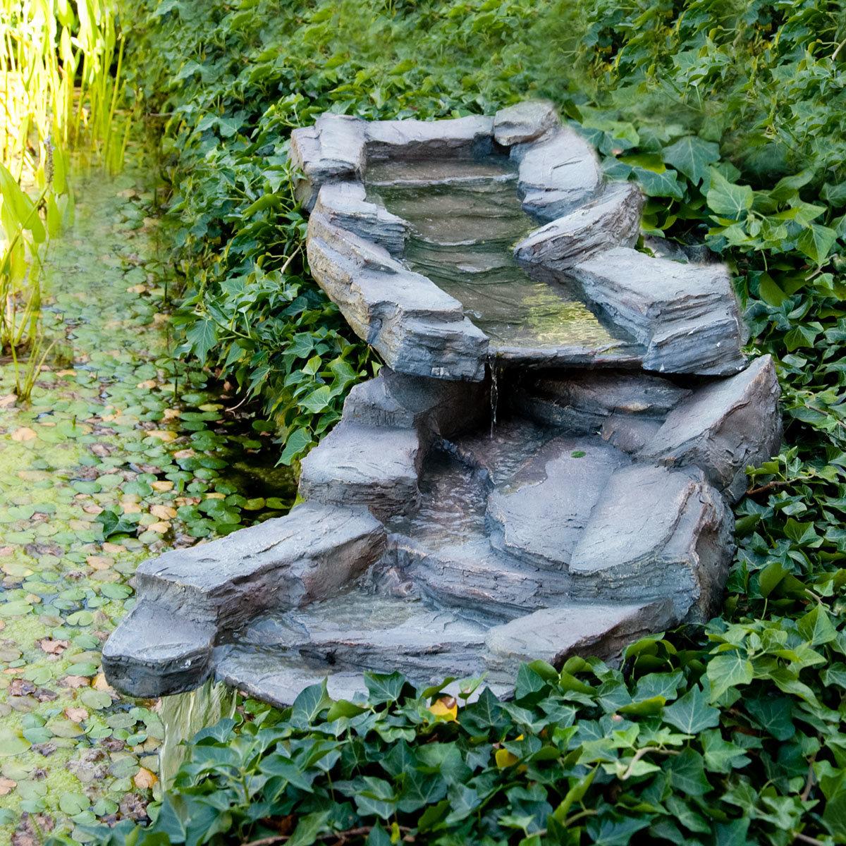 Bachlauf Garden Stream-Set, 105 cm