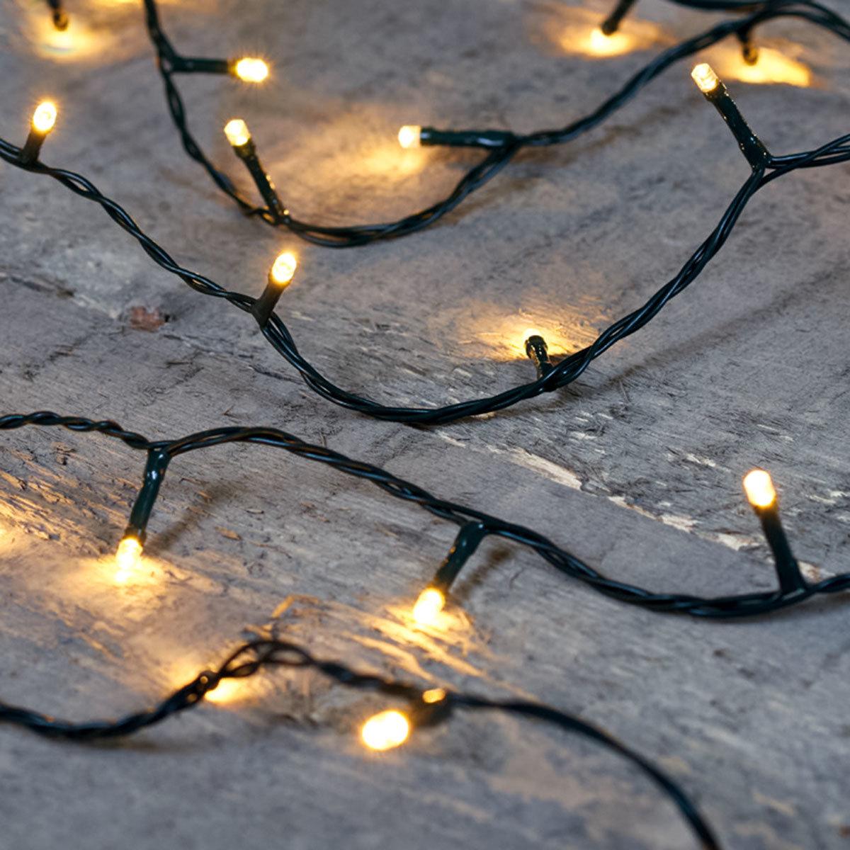 Premium LED-Lichterkette, 40 LEDs, 4 m