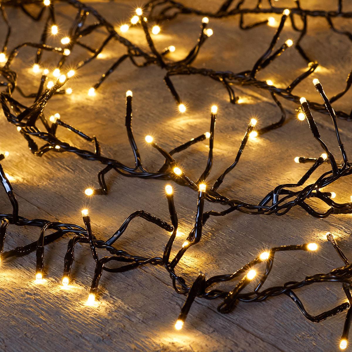 Weihnachtsbaum Lichterkette, 1.152 LEDs, 15 m