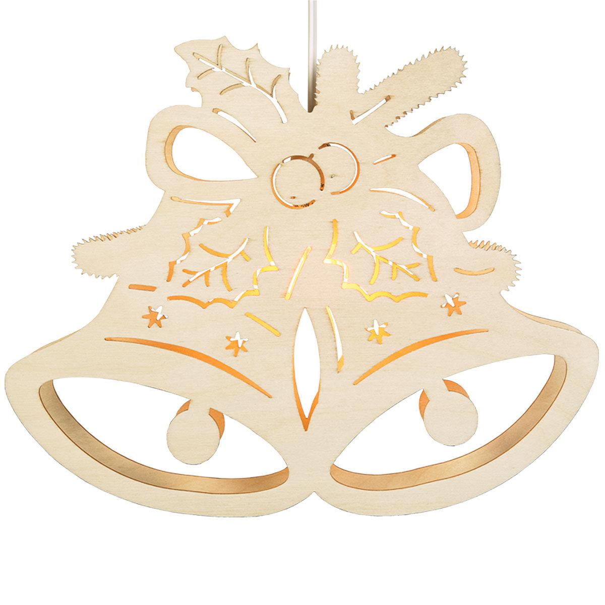 """LED-Fensterlicht """"Glocke"""""""