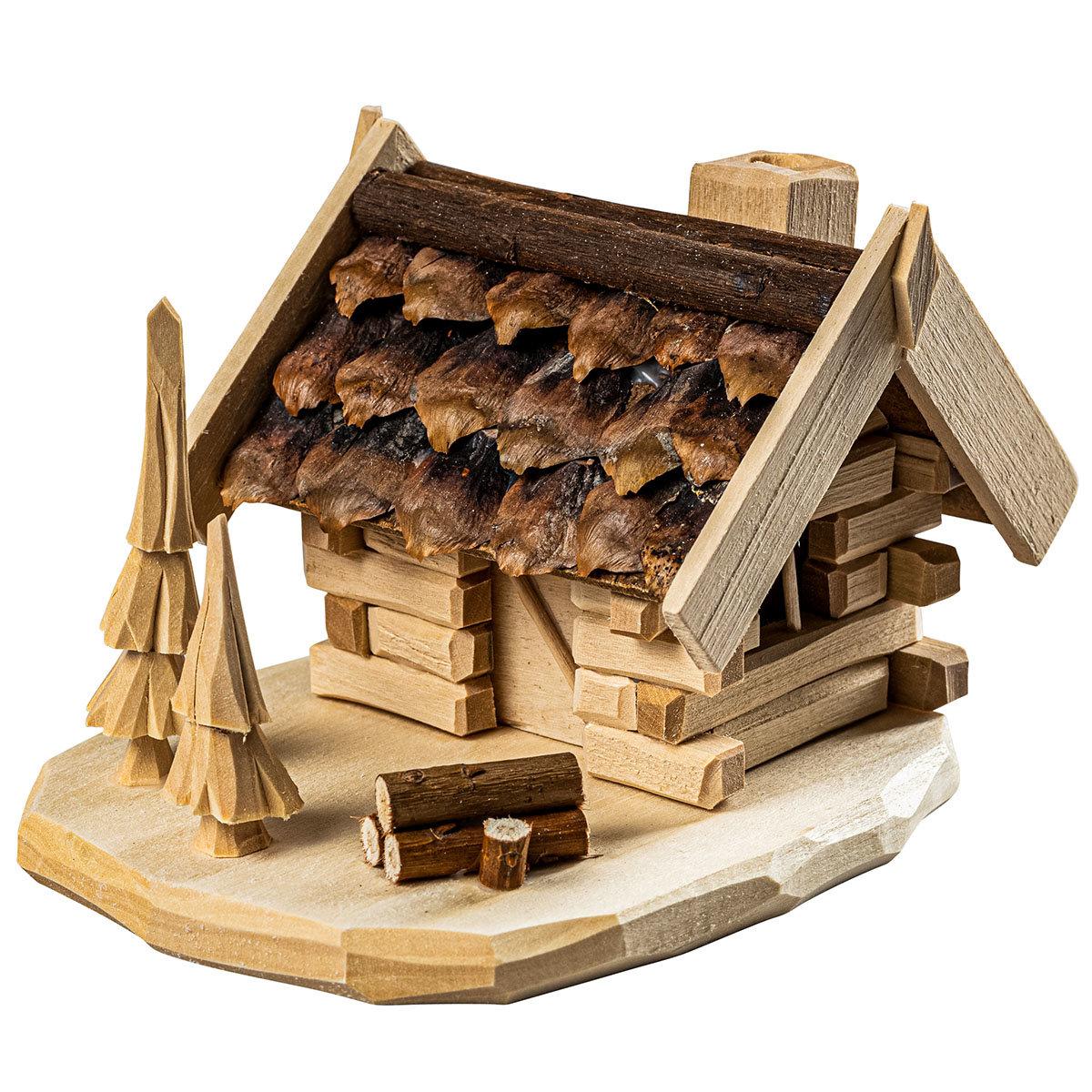 Räucher-Hütte
