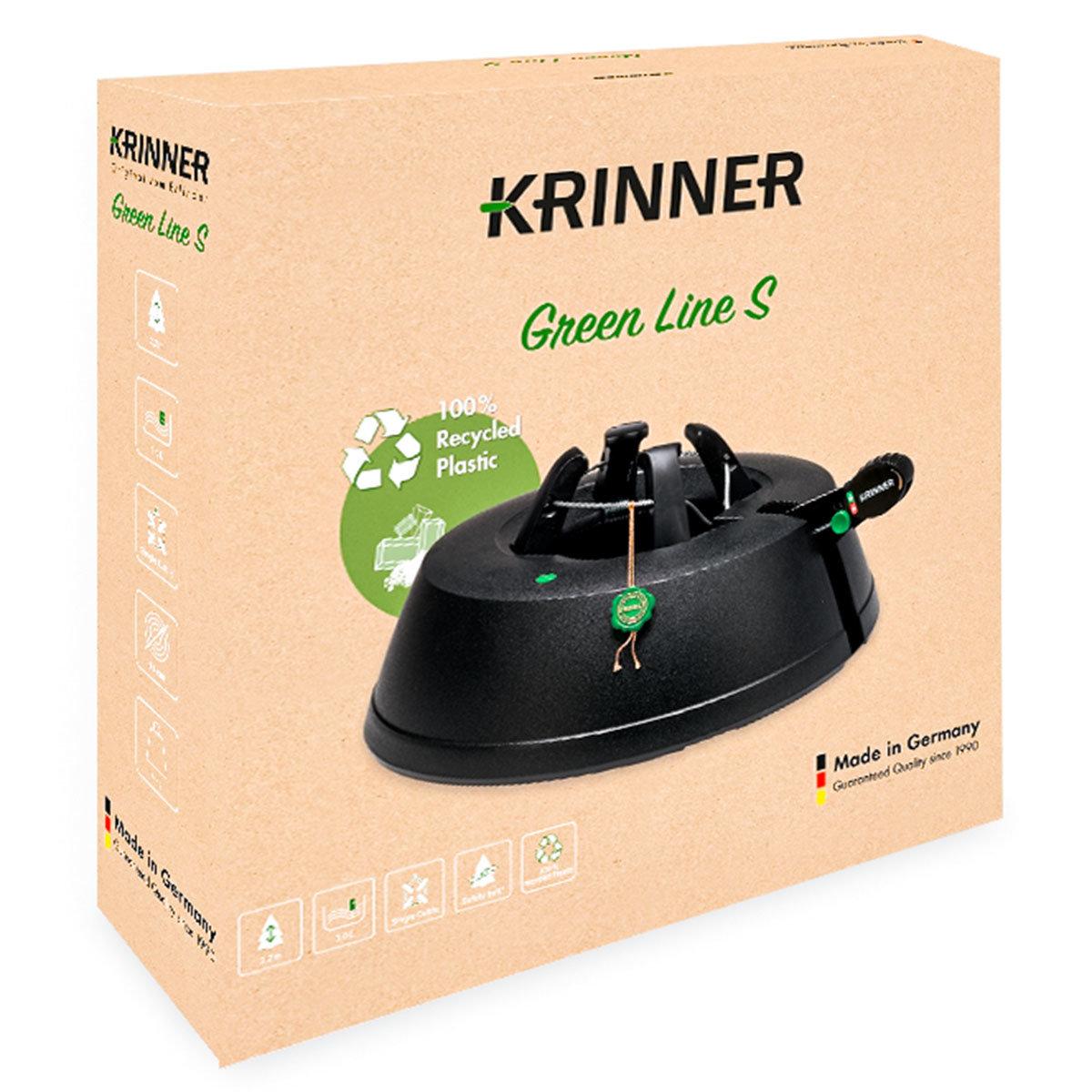 """Tannenbaumständer """"Green Line S"""", Kunststoff, schwarz"""