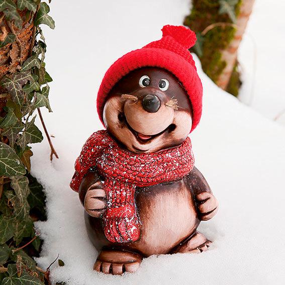 Weihnachts-Maulwurf Kurt