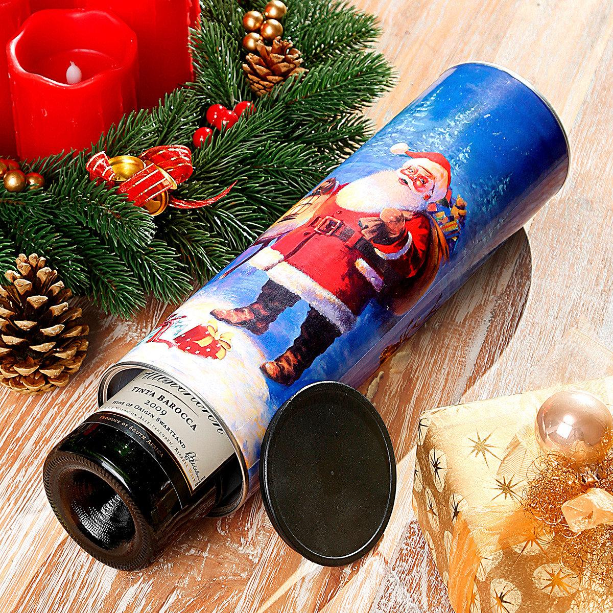 Wein-Geschenkverpackung Ruck-Zuck
