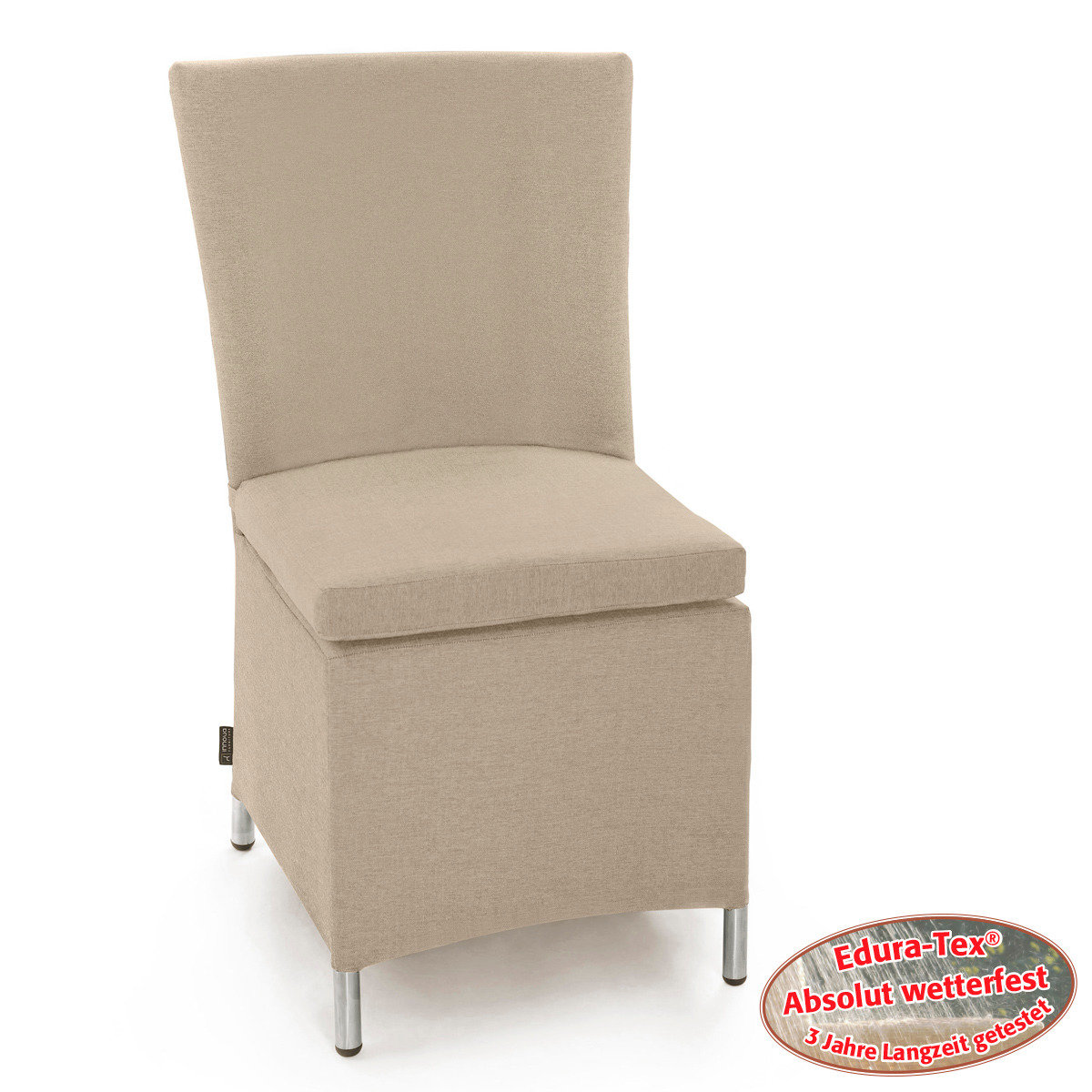 Outdoor Sessel Daisy ohne Armlehnen beige