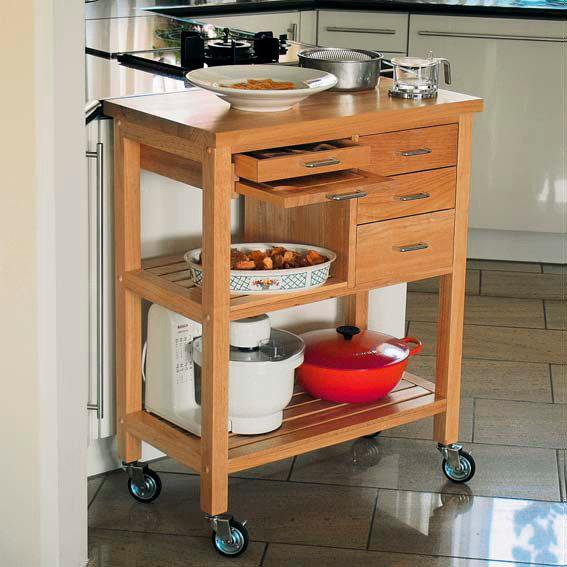 Küchenwagen  Küchenwagen | von Gärtner Pötschke