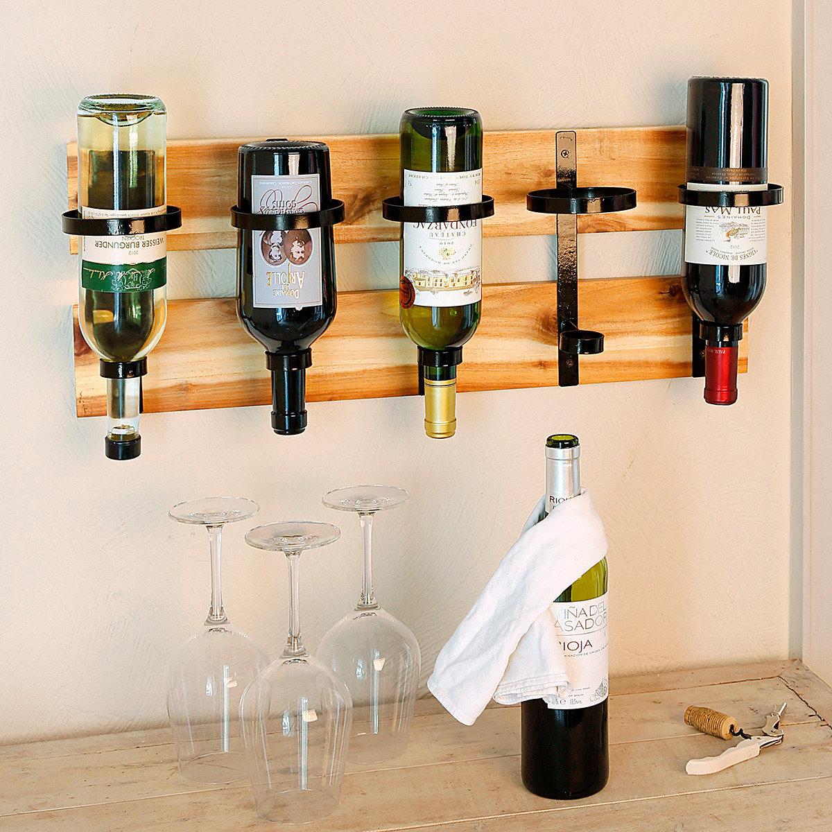 Weinregal In Vino Veritas
