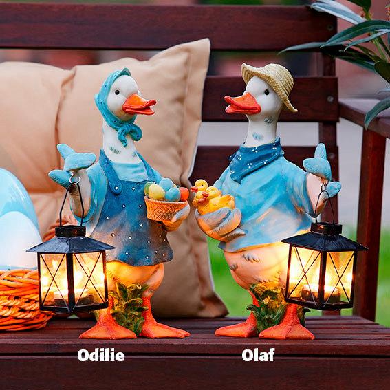 Ostergans Olaf