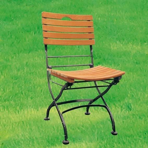 TEAK-Sessel Chelsea ohne Armlehnen