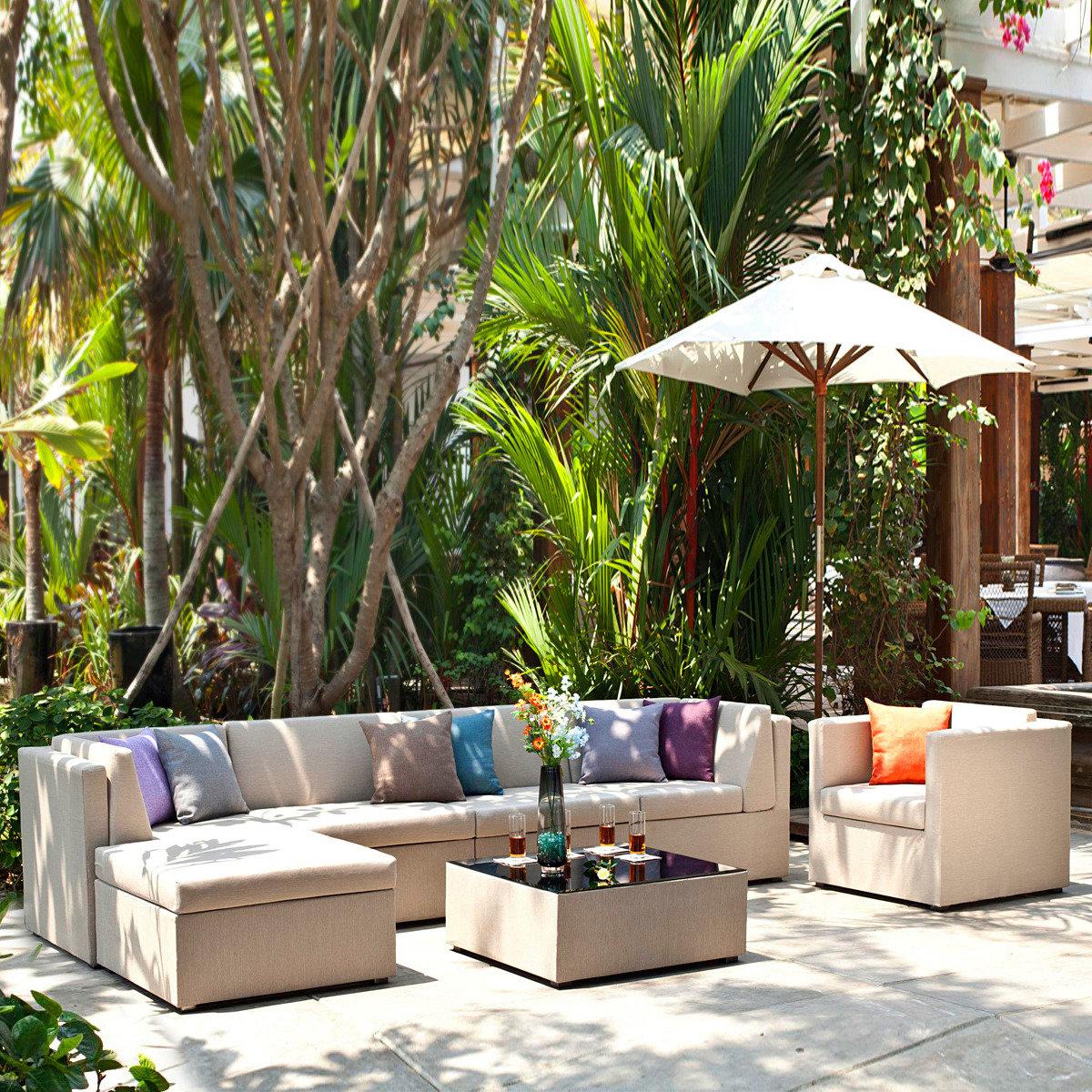 outdoor sitzgruppe hollywood von g rtner p tschke. Black Bedroom Furniture Sets. Home Design Ideas