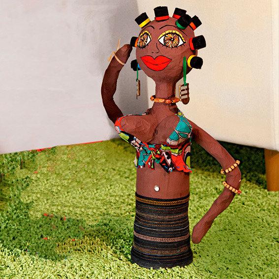 Brasilianische Frau, Joana