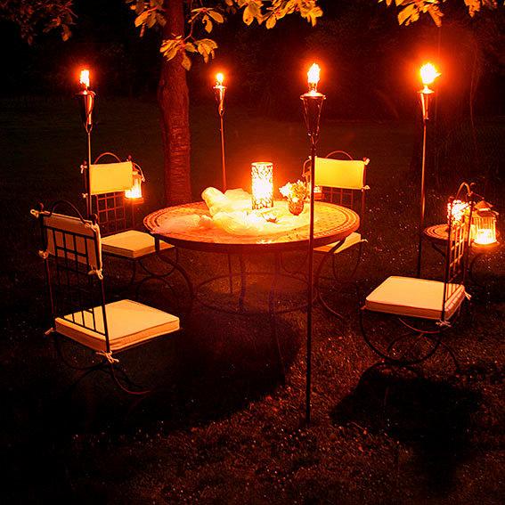 Garten-Ölfackel Magic Nights