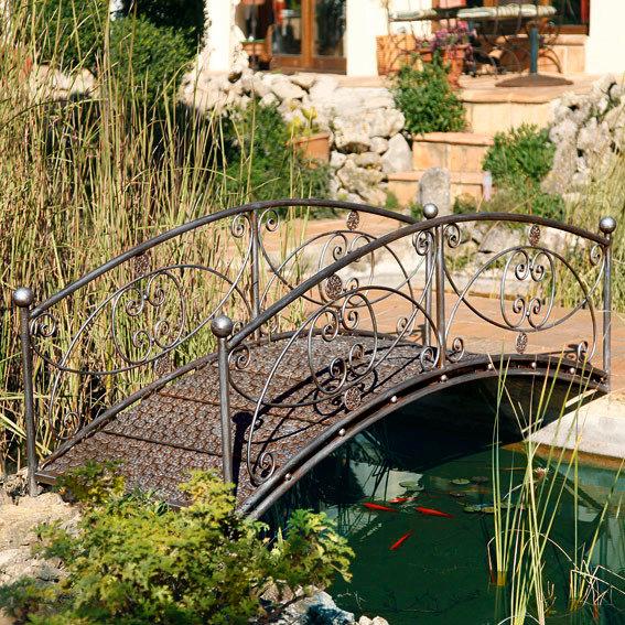 Gartenbrücke Ponte di Venezia, mittel