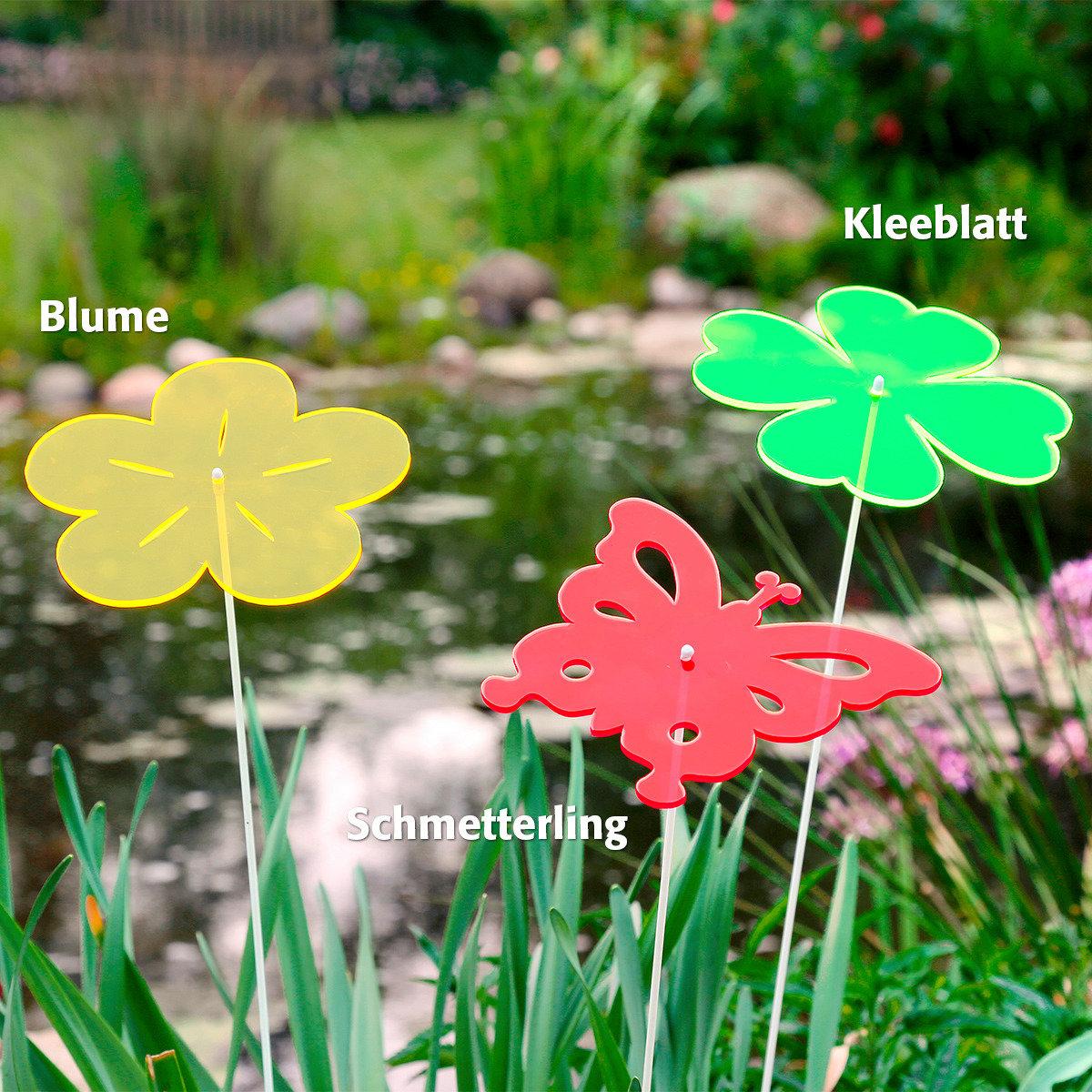 Acryl-Lichtfänger Blume