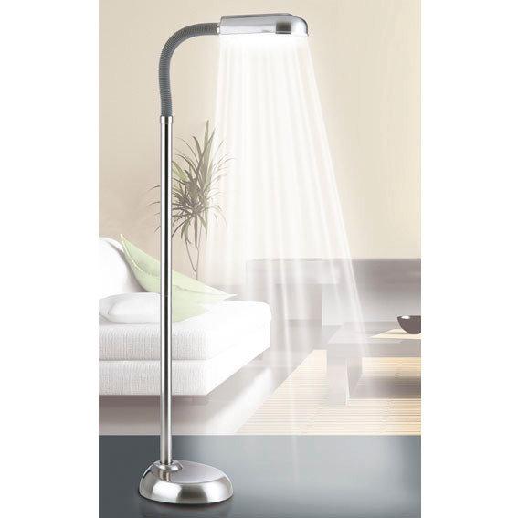 tageslichtlampe stehlampe day light von g rtner p tschke. Black Bedroom Furniture Sets. Home Design Ideas