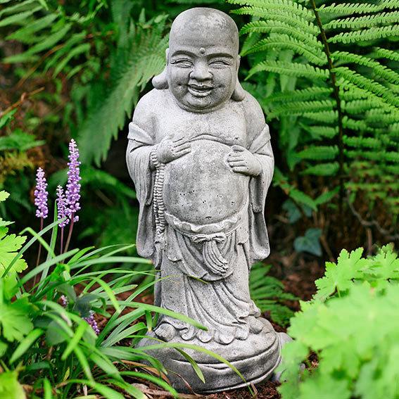 Buddha Mönch