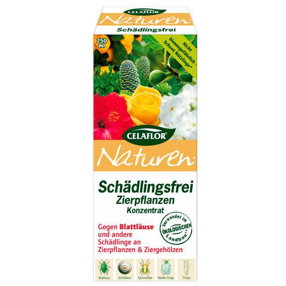 Schädlingsfrei Naturen Zierpflanzen, 250 ml