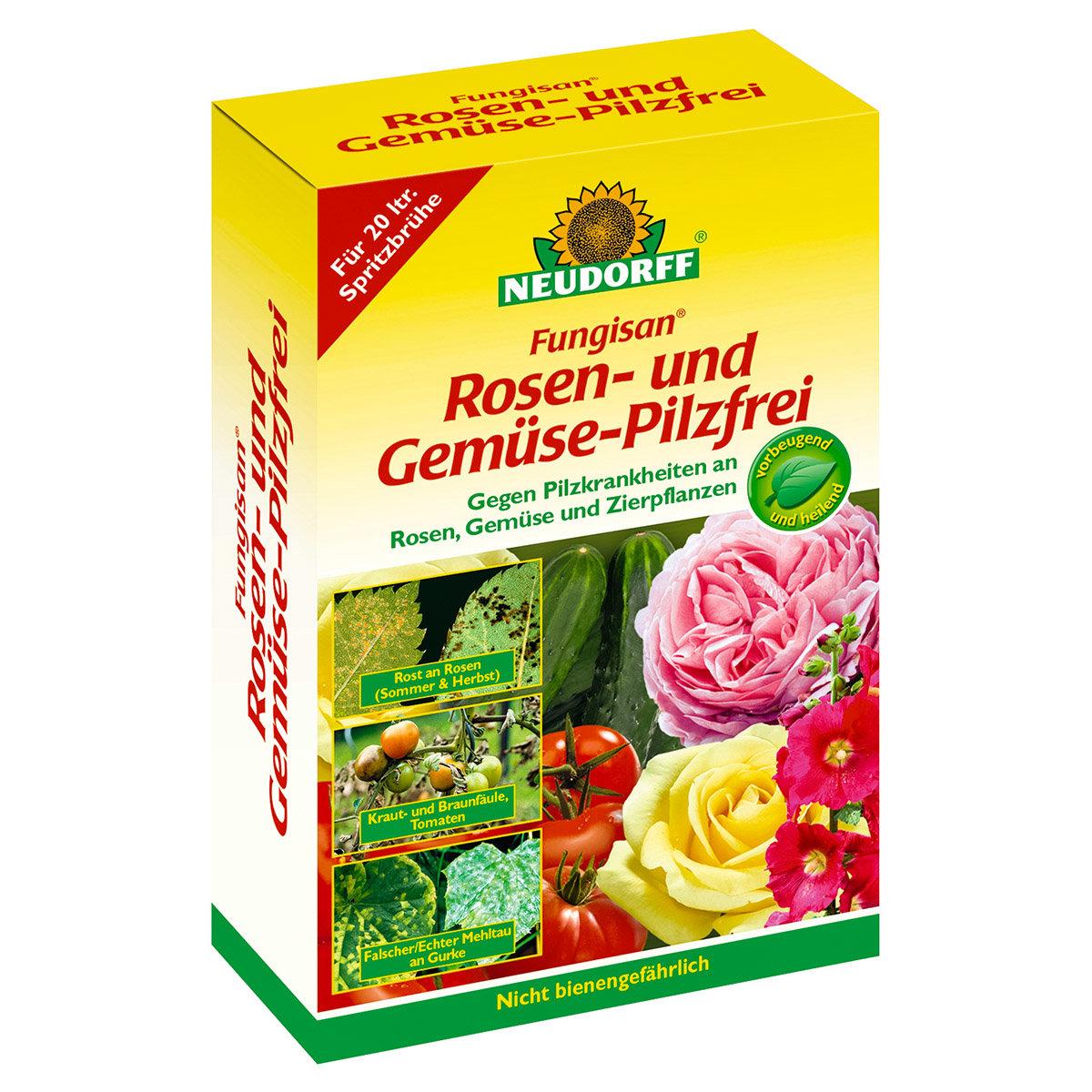 neudorff fungisan rosen und gem se pilzfrei 16 ml von. Black Bedroom Furniture Sets. Home Design Ideas