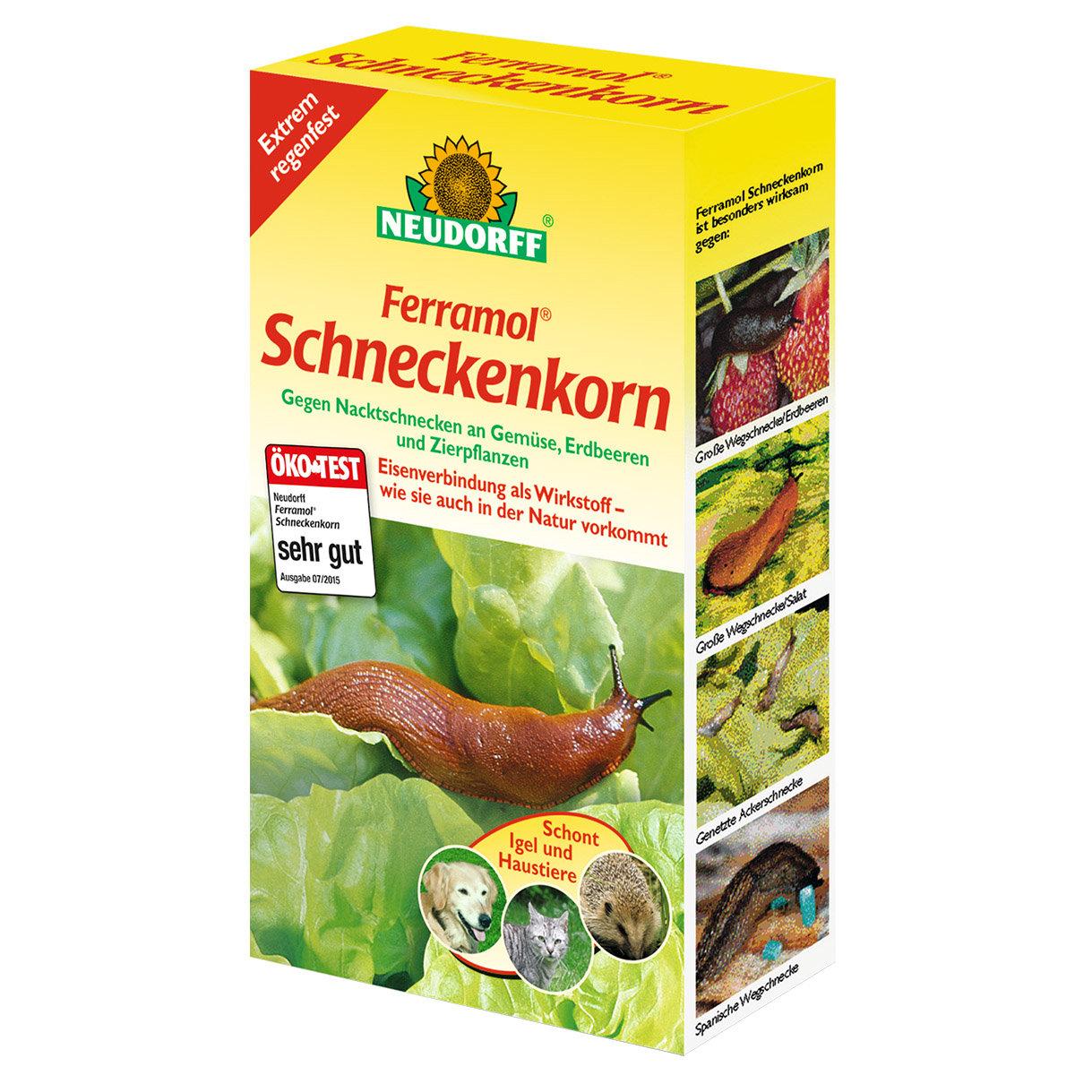 Neudorff® Ferramol® Schneckenkorn, 500 g