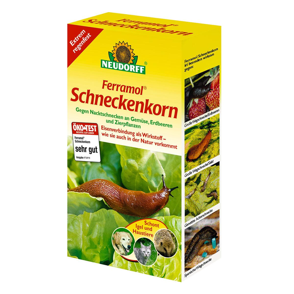 Neudorff Ferramol Schneckenkorn, 1 kg
