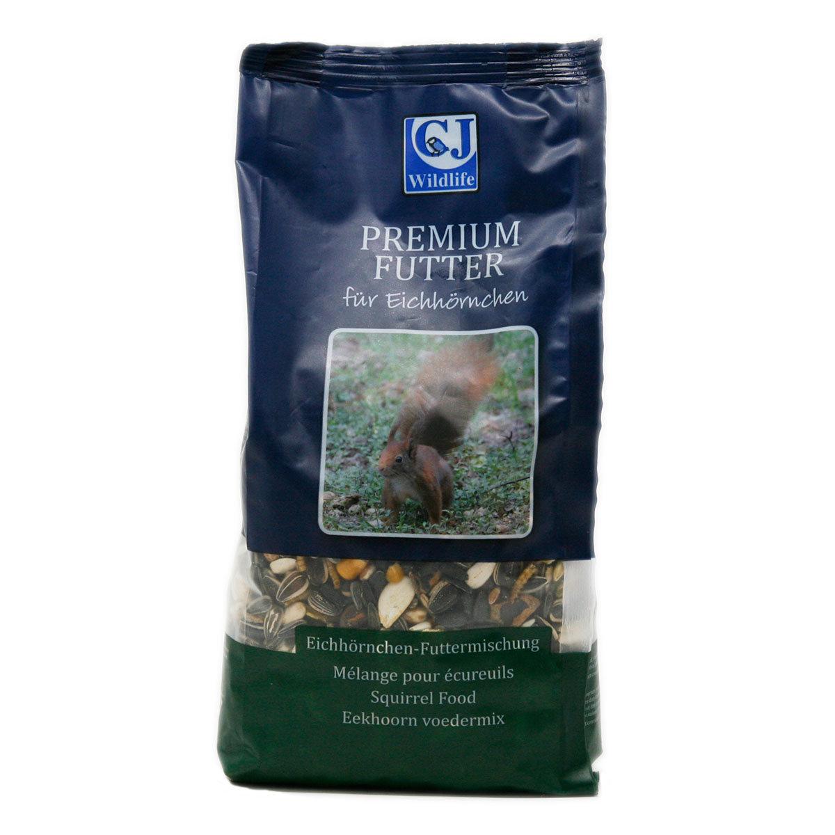 Eichhörnchen Futter 600 g