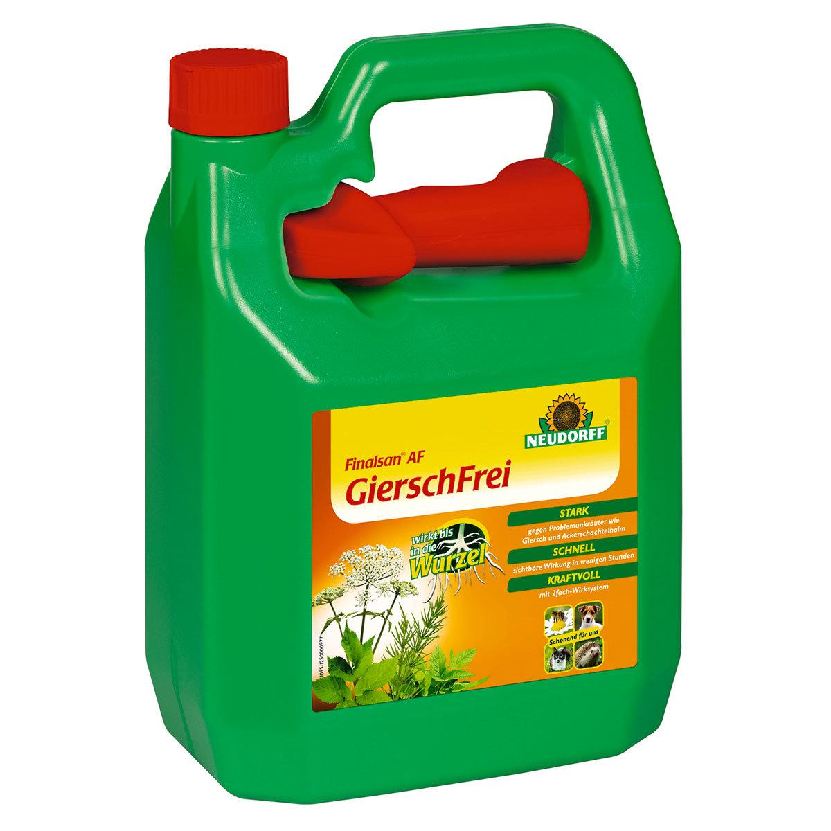 Neudorff Finalsan AF GierschFrei, 3 Liter Sprühsystem