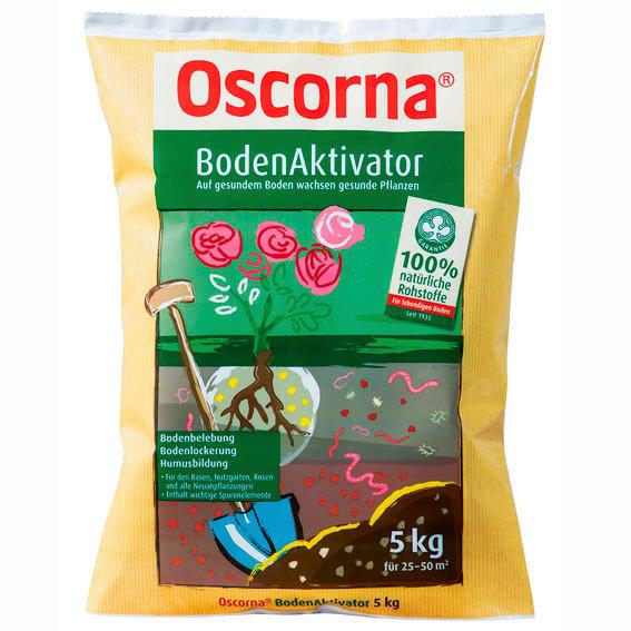 Oscorna® Boden Aktivator, 5 kg