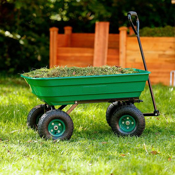 Garten-Kippwagen