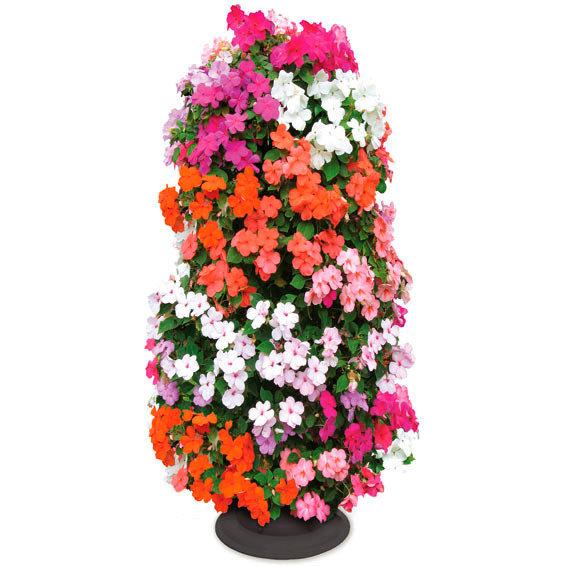 Flower Tower stehend