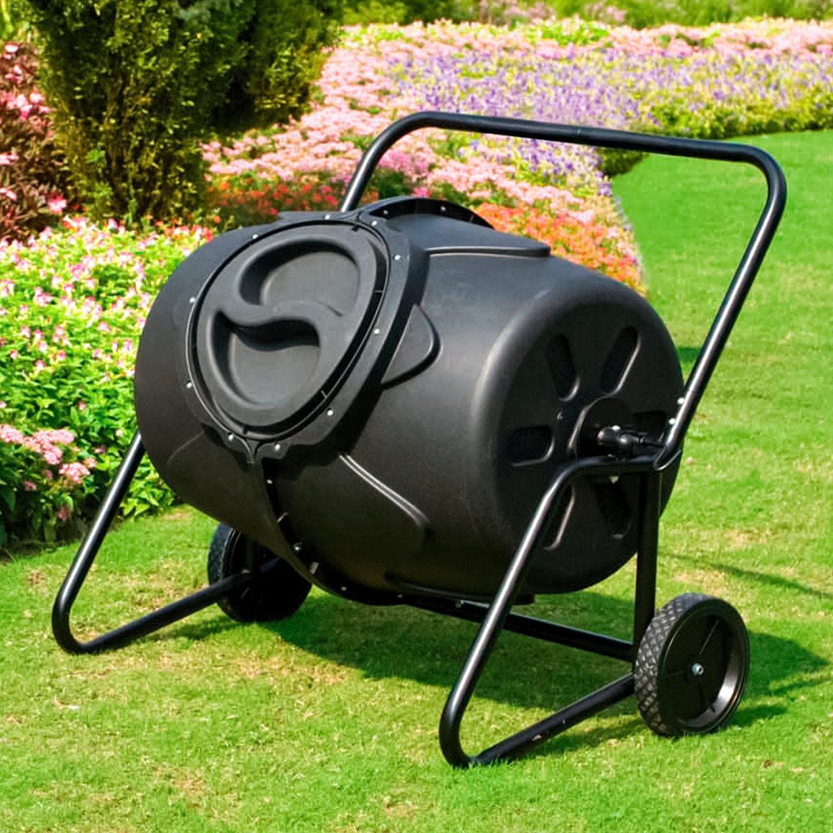 Rollkomposter 180 Liter