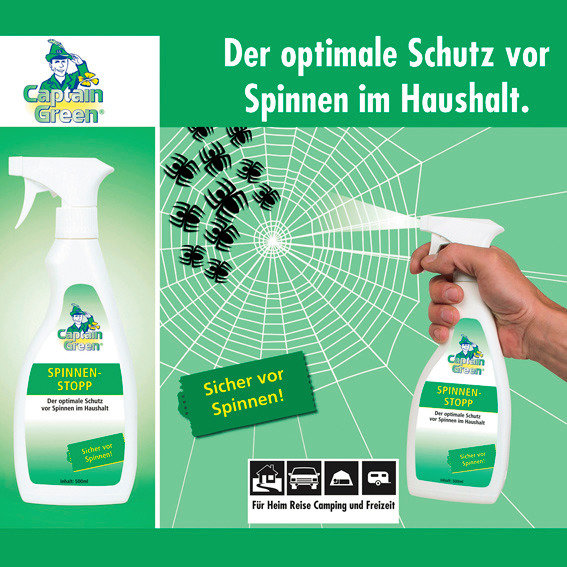 Spinnen-Stopp, 500 ml