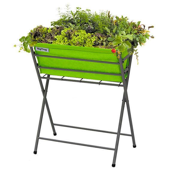 Hochbeet Poppy-VegTrug grün, klappbar